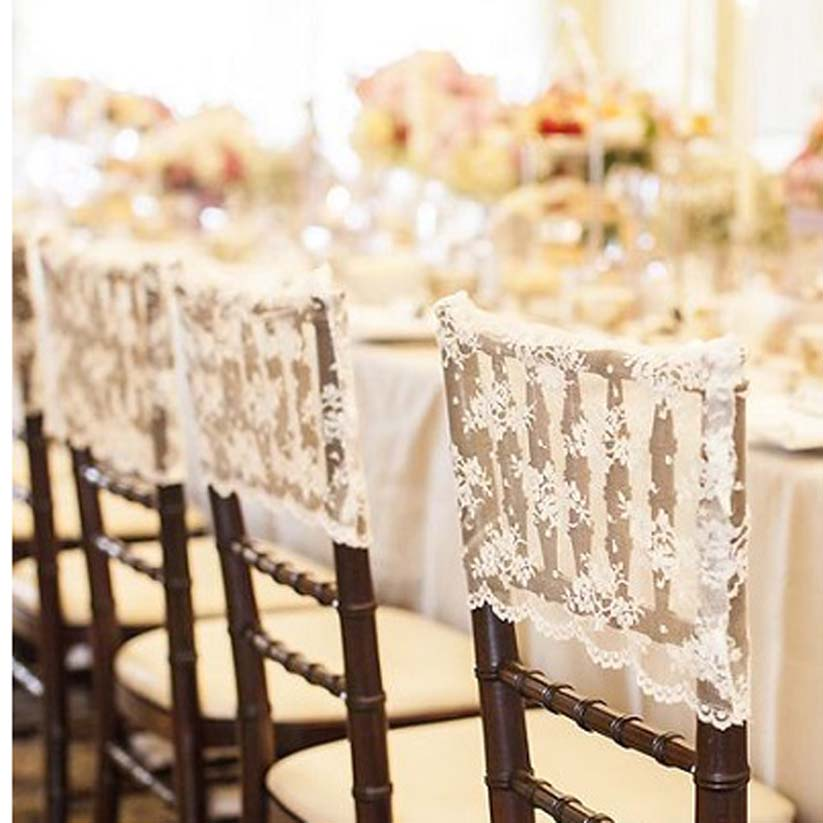 Wholes 30pieces Wedding Printed Chair Back Cover Event Party Supplies For Chiavari White New Year Hot 28037 1 In From Home