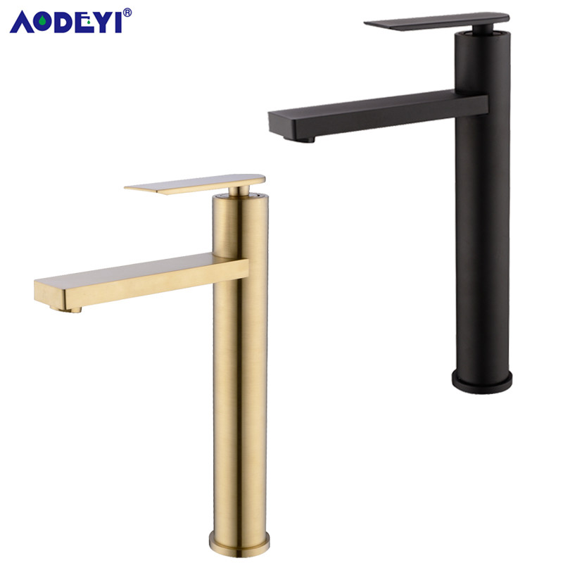 Bathroom Basin Faucet Sink Mixer Tap Solid Brass Tap Water Faucet Waterfall Basin Mixer Faucet Chrome