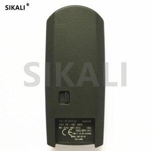 3 tasten Remote Smart Key für SKE13E-01 oder SKE13E-02 433 MHz für CX-3 CX-5 Axela Atenza Auto Control Alarm für mazda
