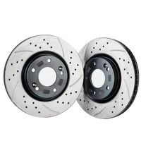 15inch Wheel Front Brake Disc For Suzuki Jimny Off Road Car Styling Accessories