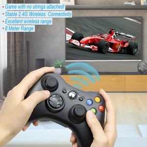 Image 4 - For Xbox 360 2.4G Wireless Remote Controller Computer With PC Receiver Wireless Gamepad For Xbox360 Joystick Controle Controller