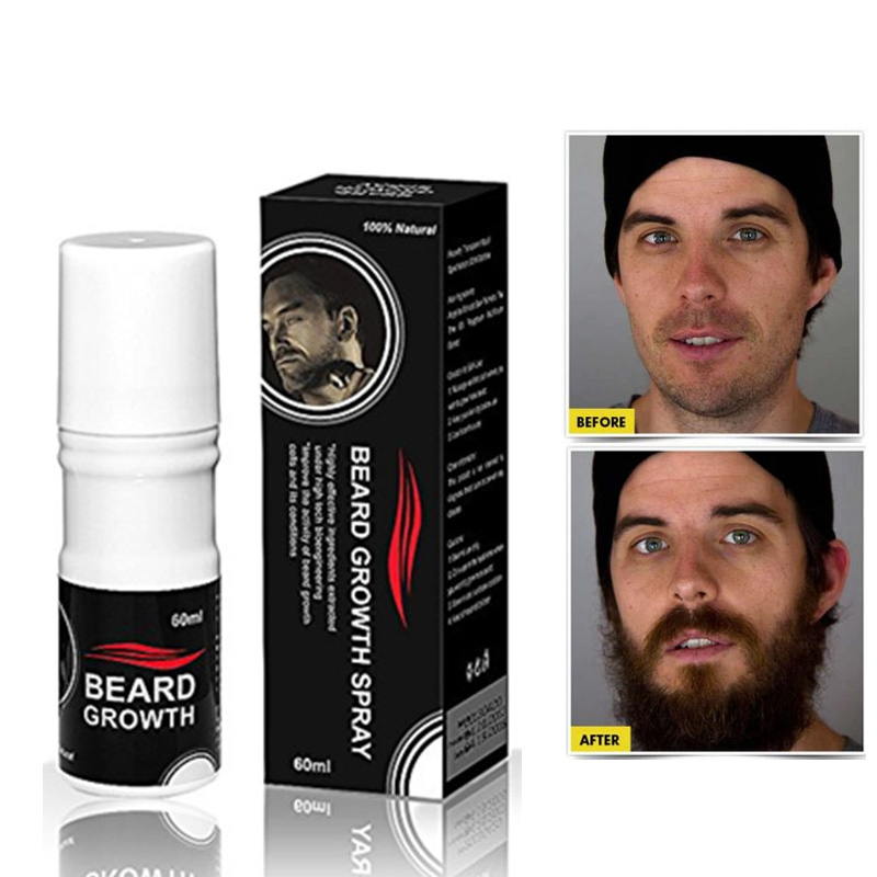 Aliexpress.com : Buy Men Facial Hair Growth Oil Thick Full ...
