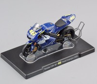 1 18 Scale Motorcycle Model VALENTINO ROSSI Yamaha YZR M1 No 46 World Champion 2005 Racing