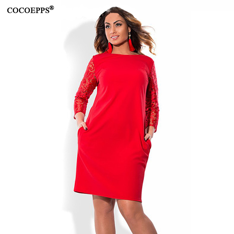 Aliexpress Com Buy New Mini Official Store Home Theater: Aliexpress.com : Buy Three Quarter Lace Autumn Dress Big