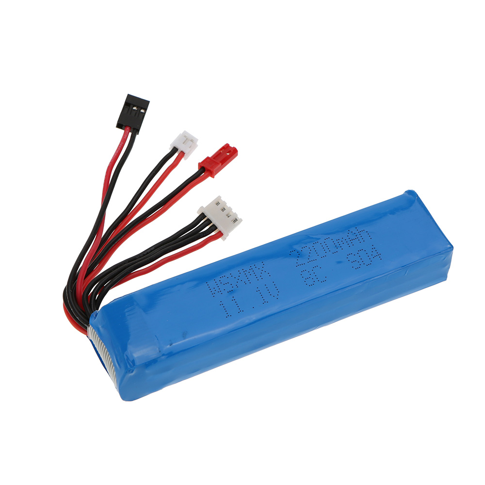 11 1v 2200mah 8c lipo battery 3s 3 connector for jr futaba walkera11 1v 2200mah 8c lipo battery 3s 3 connector for jr futaba walkera radiolink rc transmitter 15 * 11 * 3cm in parts \u0026 accessories from toys \u0026 hobbies on