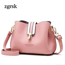 Women Shoulder Bags Brand Satchel None Solid Zipper Leather Handbags Woman Bag Brown Retro Bolsa