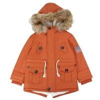 עבה מעילי החורף לילדים ארה