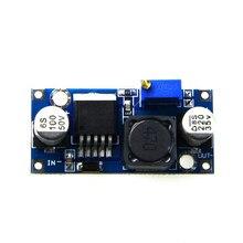 Módulo de fonte de alimentação, 1 peça DC-DC lm2596s 3.2-35v para 1.25-35v 3a ajustável módulo de desbaste regulador de tensão l1223