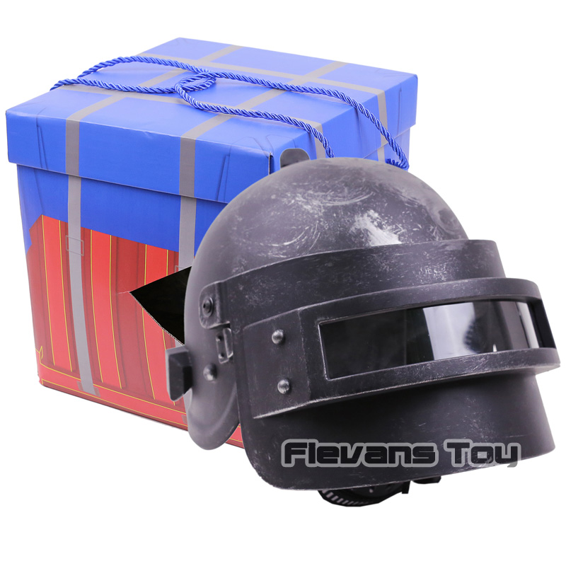 купить Playerunknown's Battlegrounds PUBG Cosplay Spetsnaz Helmet for Adult Figure Model Toy недорого