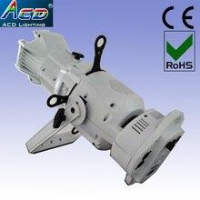 150 Вт 3в1 RGB Полноцветный белый корпус Светодиодный прожектор бокового освещения прожектор Леко 19 градусов