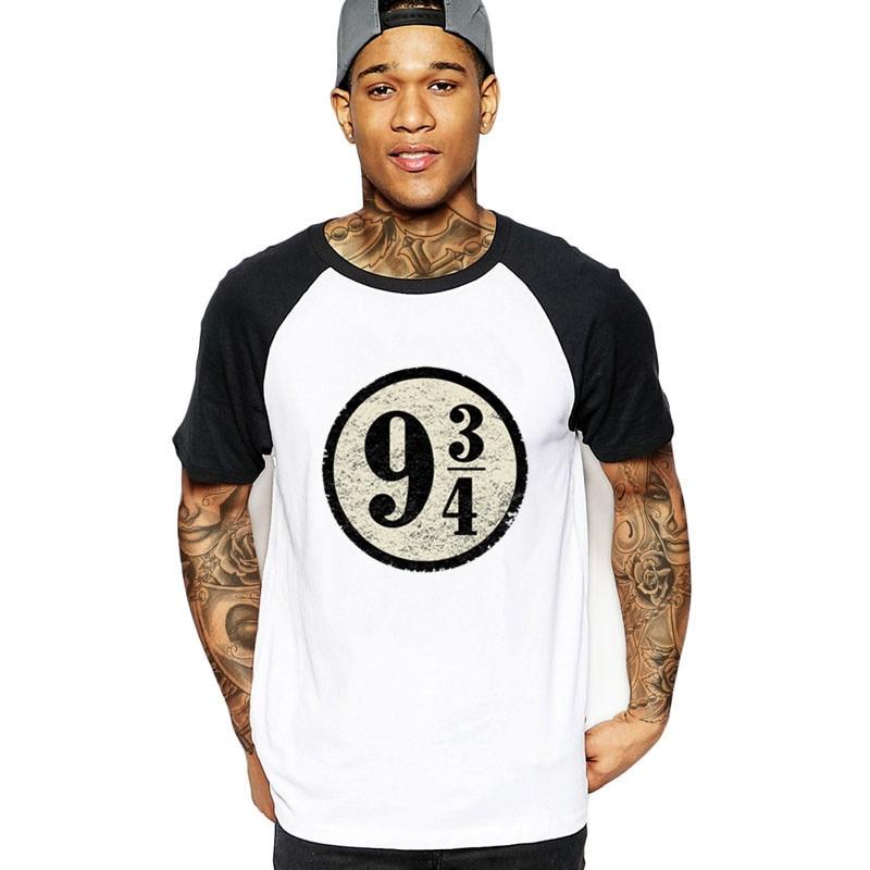 HTB1e32vairxK1RkHFCcq6AQCVXaQ - 2019 streetwear Platform nine three quarters Harryy Men funny T-Shirt black whtie clothes Potter male t shirt slipknot tshirt
