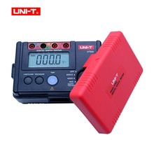 UNI T UT521 UT522 Digital Earth Ground Resistance tester 0 2000 0 4000ohm resistance meter with