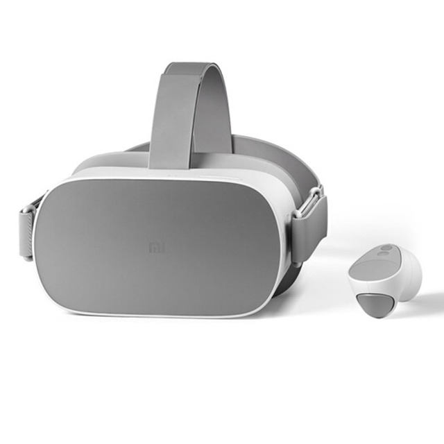 Oryginalny Xiaomi Mi VR samodzielny wszystko w jednym VR okulary z Oculus 3GB/32GB 2K ekran LCD z pilotem zestaw VR