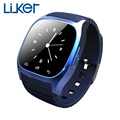 Smart Watch Bluetooth M26 Wristwatch for iPhone 4/4S/5/5S/6 Samsung S4/Note2/3 HTC Android Watch Phone Smartwatch