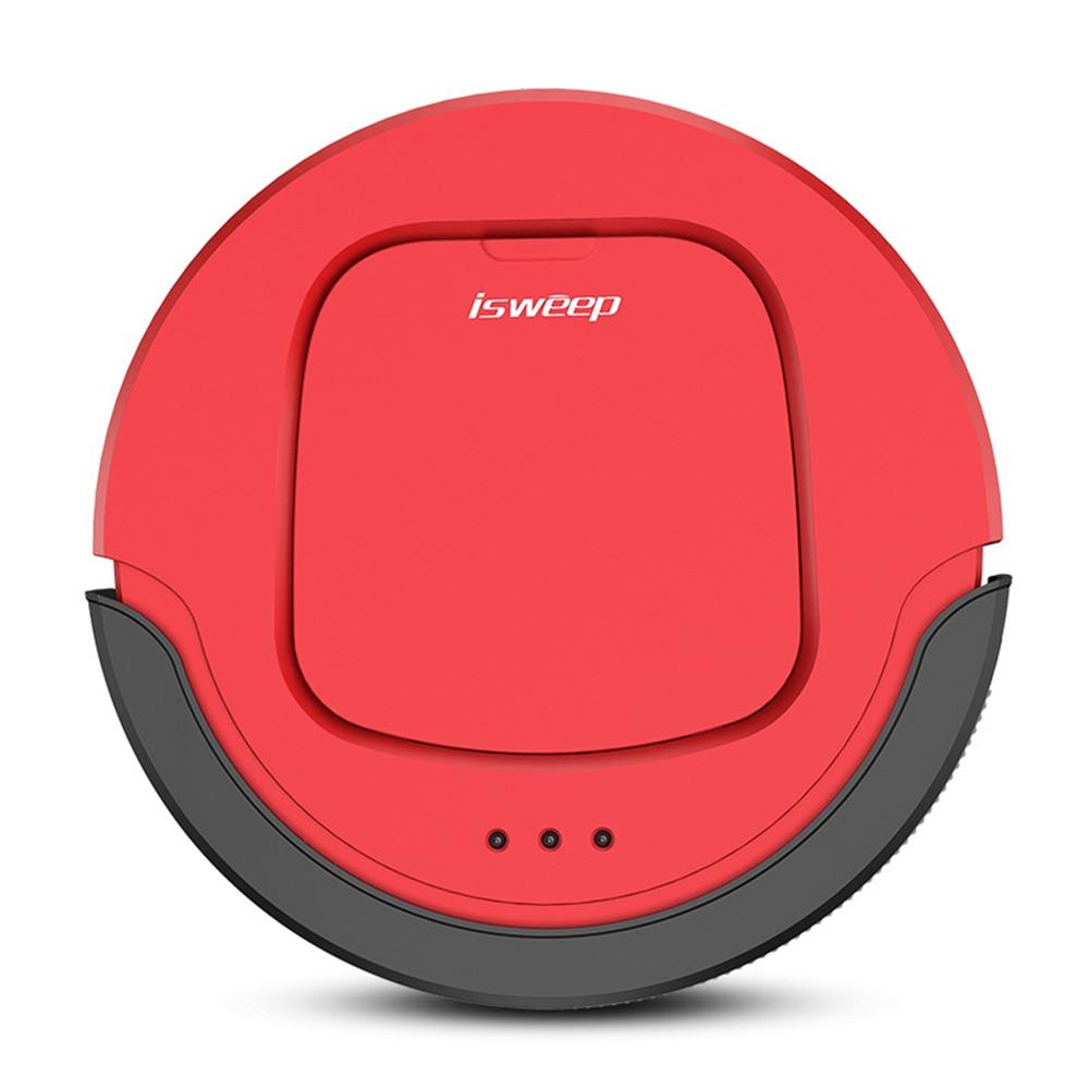 Isweep Robot Aspirateur Pour La Maison Appareils Intelligente Robotique Aspirateur Automatic Charge Humide Essuyant Balayeuse S550