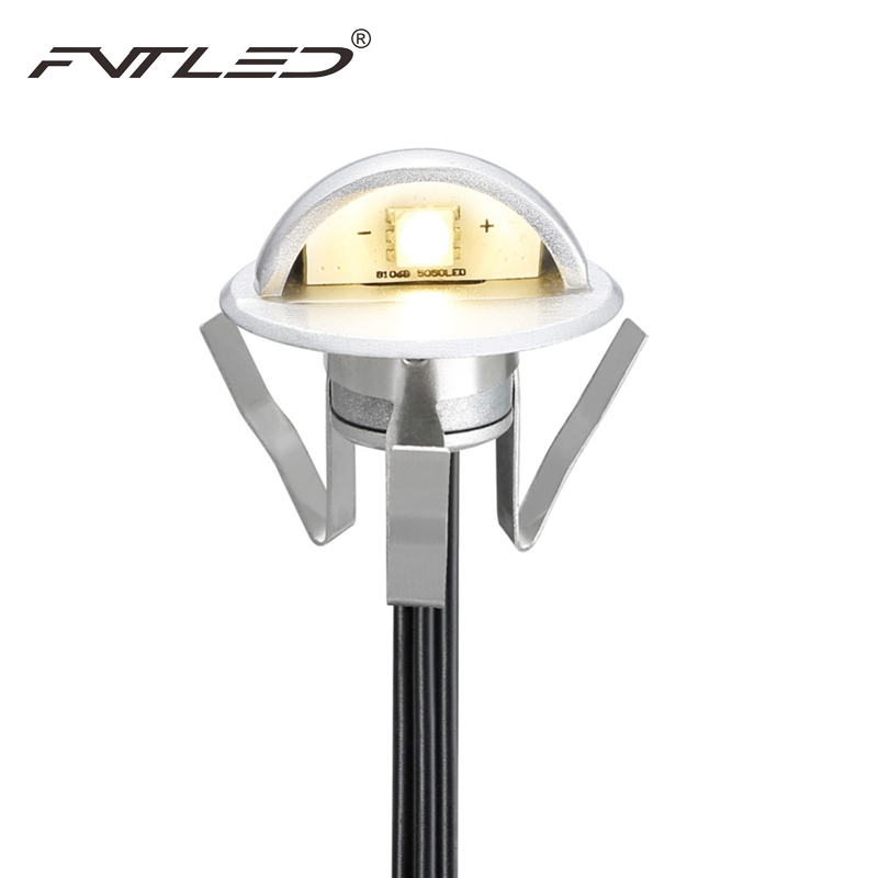 Fvtled Pack Of 10 Low Voltage Led Deck