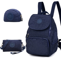 ACEPERCH Women Original Backpack Waterproof Nylon Backpack Lady Women's Backpacks Female Casual Travel Bag Girl Mochila Feminina