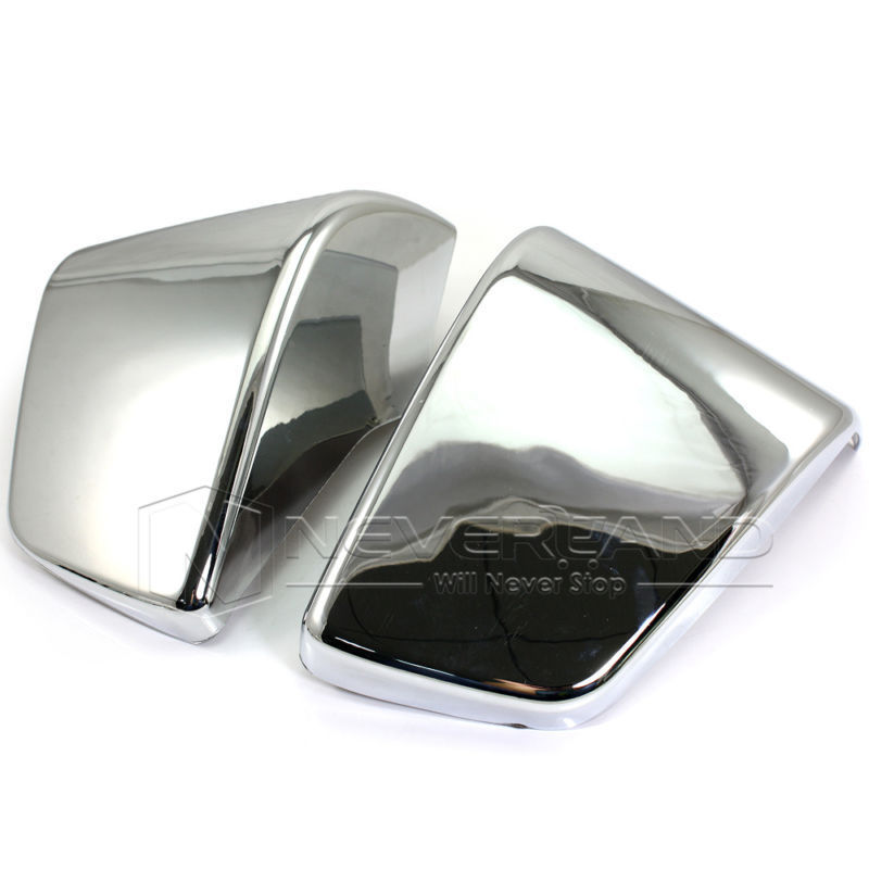 New Motorcycle Chrome Battery Side Fairing Cover For Honda Shadow ACE750 VT400 1997-2003 VT 750 Free shipping D10  motorcycle saddlebag bracket support bar for honda shadow ace vt400 vt750 1997 2003 solid steel chrome 16cm 2pcs high quality