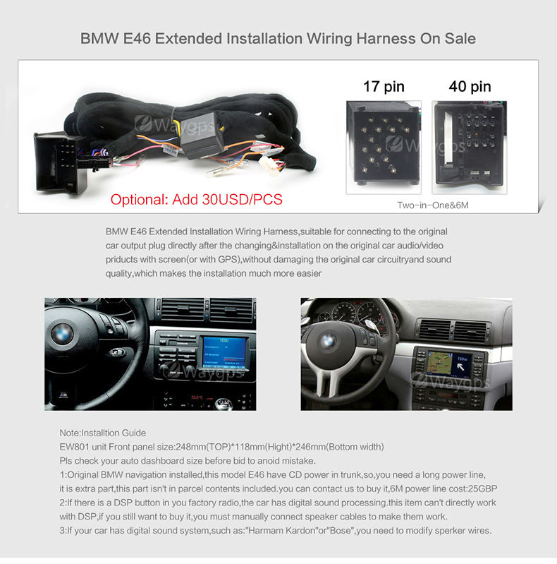 android 6 0 car dvd for bmw e46 car multimedia android radio product description