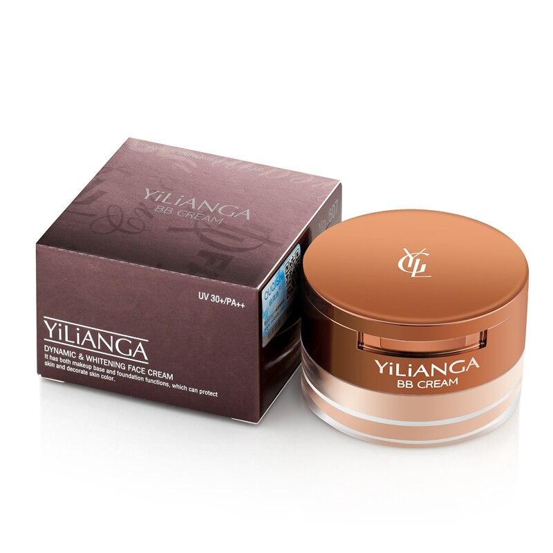 Yilianga concealer cream Hide Blemish Face Eye Lip Creamy Concealer 20g Make-up Concealer Cream Foundation Cover