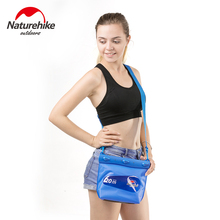 NatureHike Outdoor Sports Driving Multifunctional waterproof Pouch 20m Underwater Sundries Pouch Shoulder Dry PVC Case