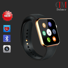 Original Smartwatch A9 Bluetooth Smart uhr für Apple iPhone & Samsung Android Telefon relogio herzfrequenz reloj smartphone uhr