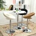 Высокое качество Бар кресельный подъемник барный стул стул моды досуг передняя роликовое кресло