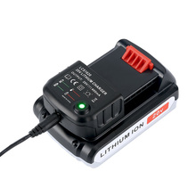 20V Lithium Battery Charger LCS1620 for Black Decker US Plug