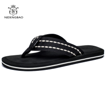 Men flip flops Beach Sandals Shoes High Quality Summer Cool Comfortable Slippers for Eur Plus Size 48