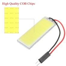 36 LED 12V COB LED Panel with Light Adapters