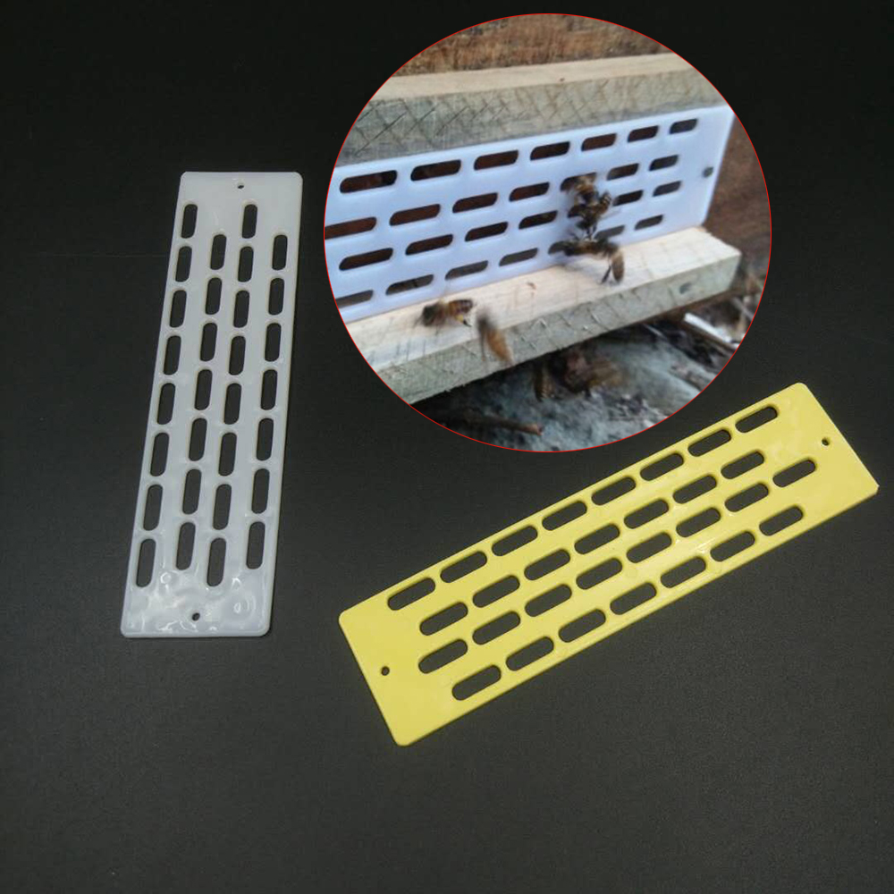 Hive-Equipment-Tool Plastic-Spacer Bees Anti-Escape King Queen Supplier 10PCS Sheet-Pieces