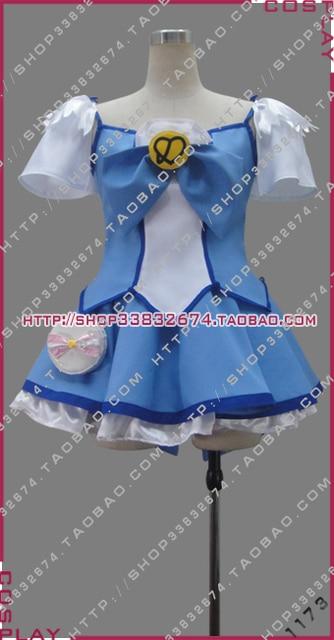 Lächeln Pretty Cure Aoki Reika Heilung Schönheit cosplay S001