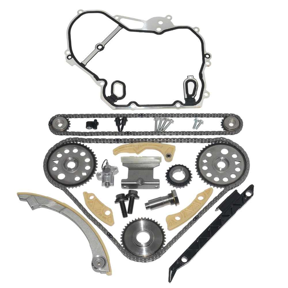 new timing chain valve cover gasket kit for vauxhall opel astra g vectra b c zafira  [ 1000 x 1000 Pixel ]