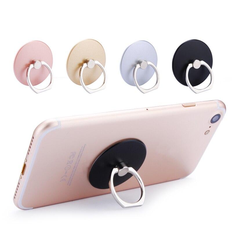 Кольцо держатель для Мобильные телефоны для iphone 8 7 7 плюс 6 6S 6 Plus 6S плюс кольцо для телефона Роскошные кольцо держатель телефона кольцо