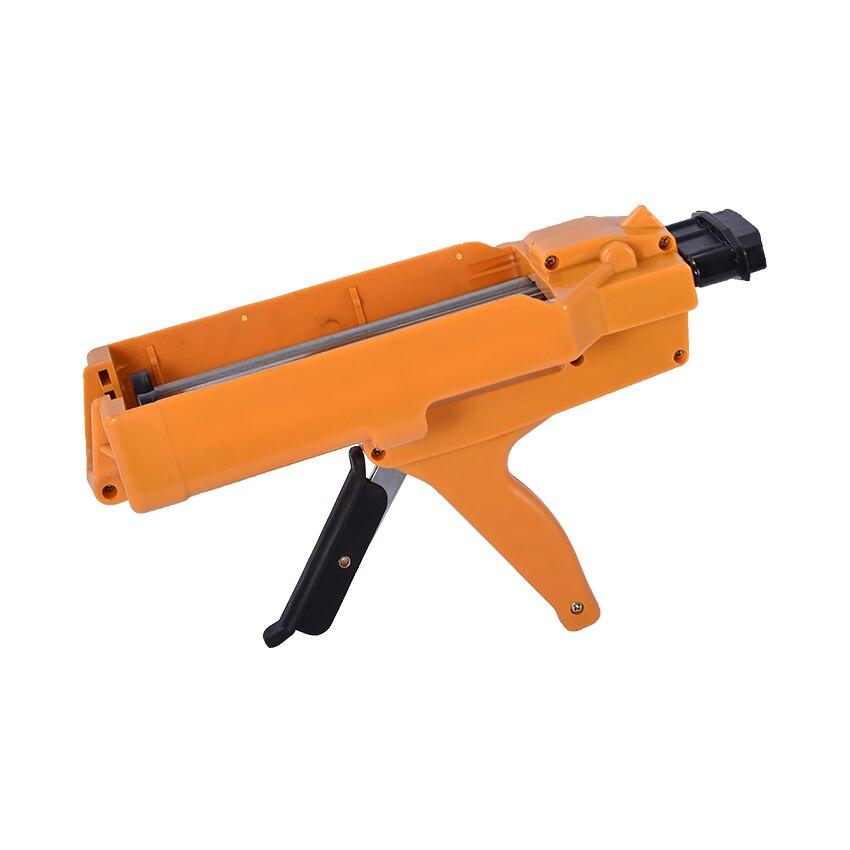 New Arrival Glue Gun Manual Two-component Plastic Glue Gun Double-tube Glue Gun Labor-saving Double Pipe Glue Gun Hot Selling