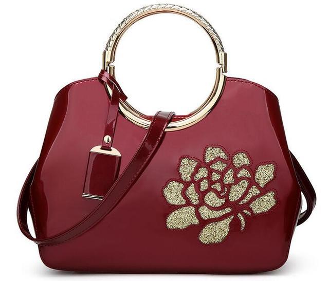Luxury Crossbody Bags For Women 2018 Las Patent Leather Bag Totes Woman Female Handbag Designers