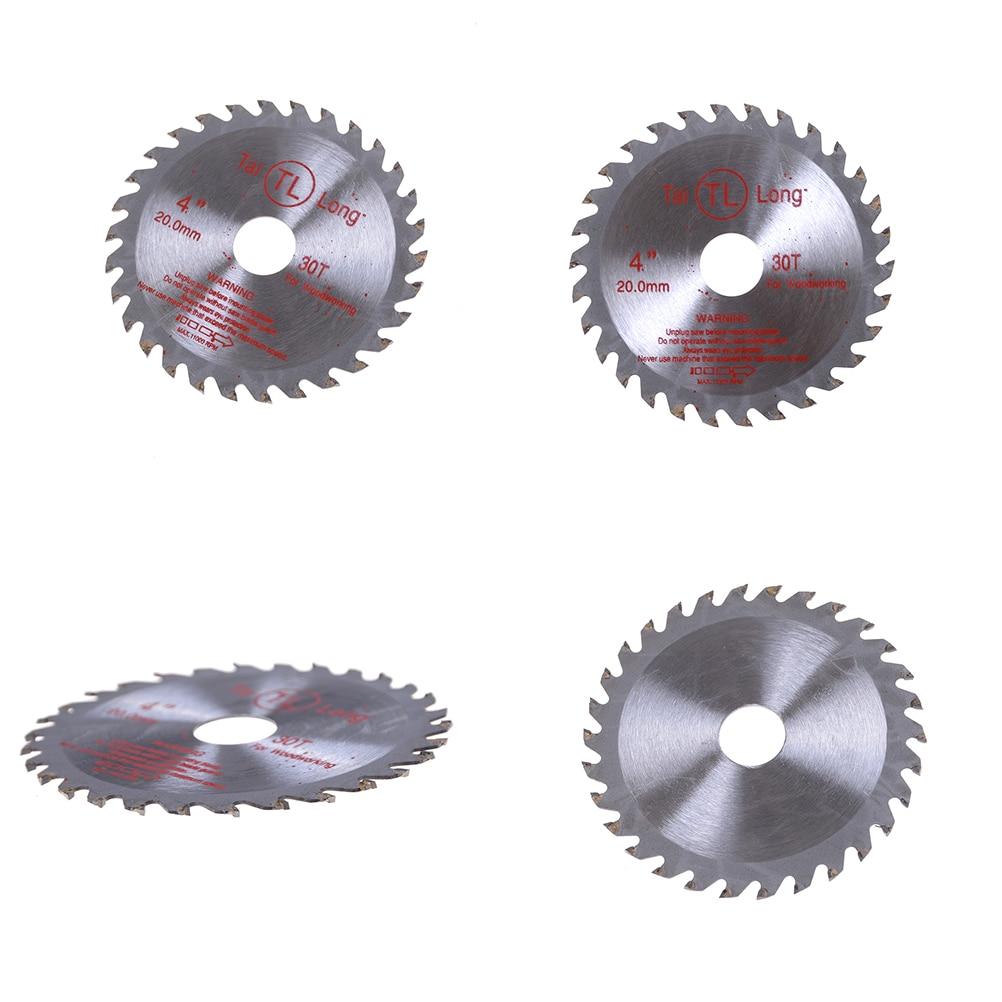 1pcs 110mm Woodworking Circular Saw Blade Acrylic Plastic