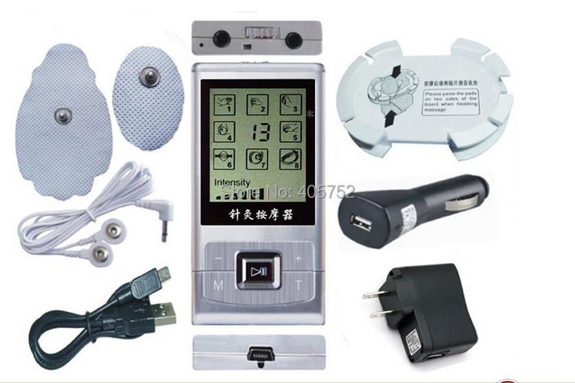tens machine rechargeable