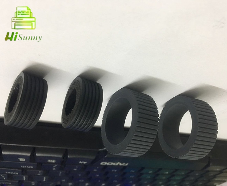 5X per Fujitsu Fi-6130 Fi-6140 6230 Brake Pick Roller PA03540-0001//PA03540-0002