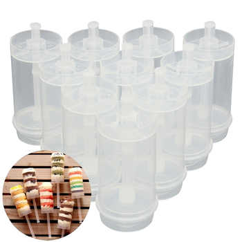 50x Cakes Dessert Push Up Pop Containers Shooter Pop for Party Use - DISCOUNT ITEM  12% OFF All Category