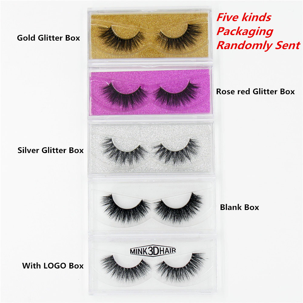 Aliexpress Buy Mink Eyelashes 3d Mink Lashes Thick Handmade