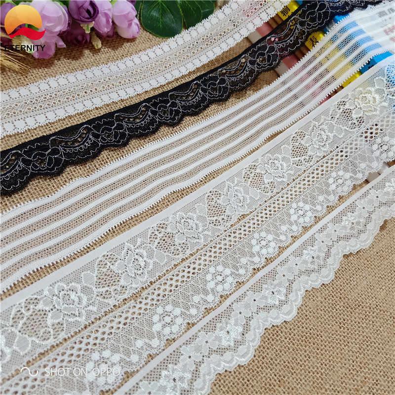 3-4.2 centimetri S1912 tratto in bianco e nero di pizzo decorativo abito da sposa Dres processo di cucitura/abbigliamento/accessori