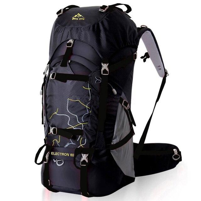 FengTu 60L Hiking Backpack Daypack For Men 2