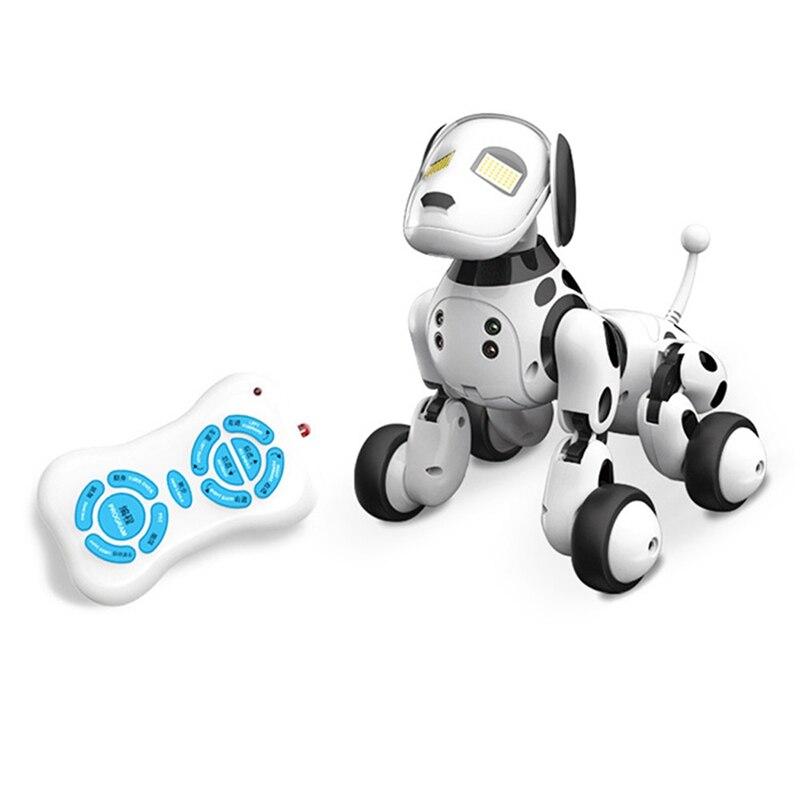 Intelligent RC Robot chien jouet Intelligent électronique animaux chien enfants jouet mignon animaux RC Intelligent Robot cadeau enfants anniversaire cadeau - 2