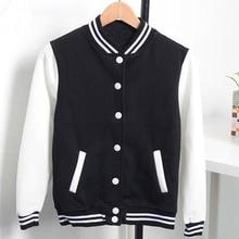 European Star with Paragraph 2016 Spring Autumn College Wind Baseball Uniform Outerwear Bomber Coat Baseball Jacket Q4322