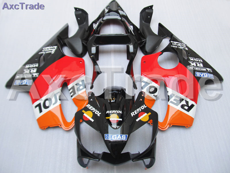 Moto Motorcycle Fairing Kit For Honda CBR600RR CBR600 CBR 600 F4i 2001-2003 01 02 03 ABS Plastic Fairings fairing-kit Red Black gray moto fairing kit for honda cbr600rr cbr600 cbr 600 f4i 2001 2003 01 02 03 fairings custom made motorcycle injection molding