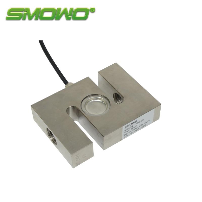 Cellule de charge/capteur poids force tension force LCS-S3 0-1/2 tCellule de charge/capteur poids force tension force LCS-S3 0-1/2 t