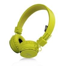 Original NIA X2 Stereo Bluetooth Headphones Wireless Foldable Earphone Headsets with Mic Support TF Card FM Radio