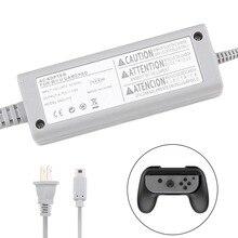 EUA Plug Início Carregador de Parede fonte de Alimentação AC Adapter para Nintendo WiiU Wii U Game pad Controlador de joystick