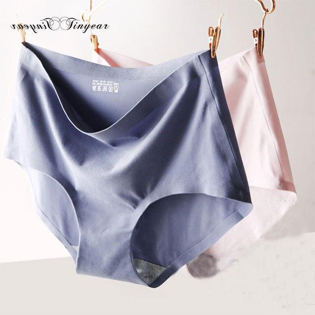 Mature cotton panties